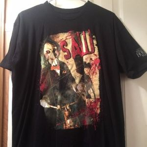 Other - SAW Horror Halloween T-Shirt
